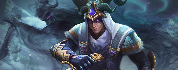 New in SMITE - The Trickster God Update