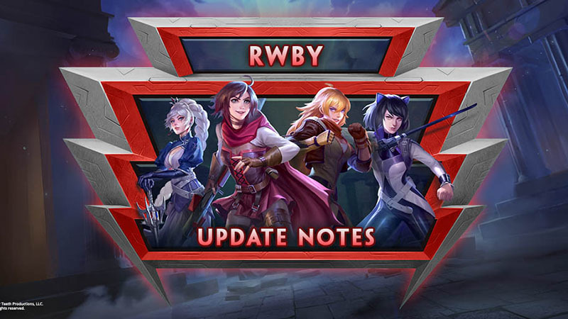 Steam Smite New In Smite Rwby Update