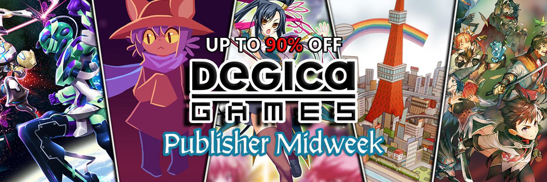 RPG Maker MV :: Degica Midweek Madness + FSM DLC Update