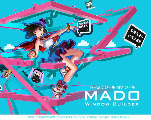 New Tool MADO / RPG Maker MV 1 5 1 / SAKAN v1 02 Released! - RPG