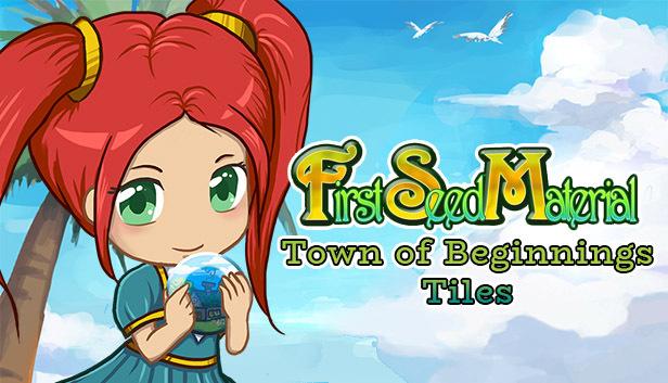 RPG Maker MV :: FSM: Town of Beginnings DLC Released!