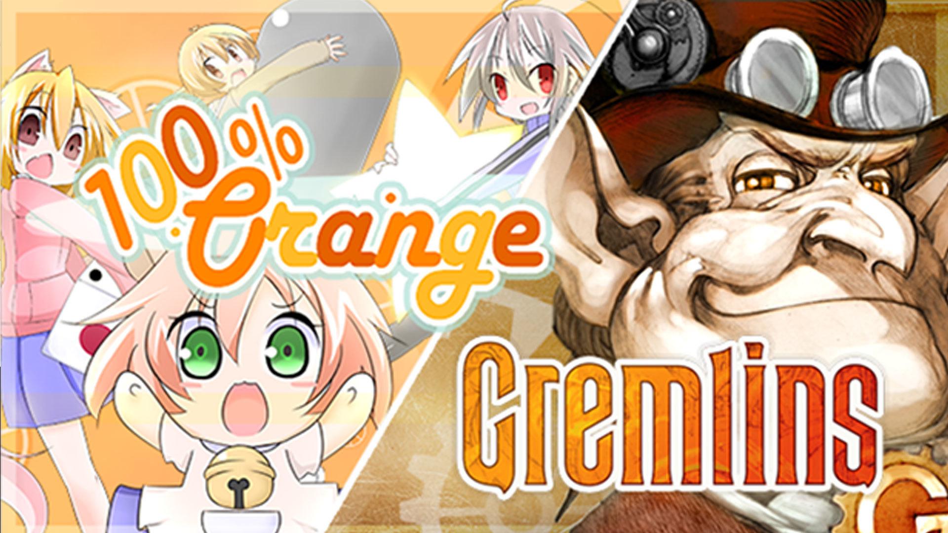 100 おれんじじゅ すっ 100 Orange Gremlins Steamニュース