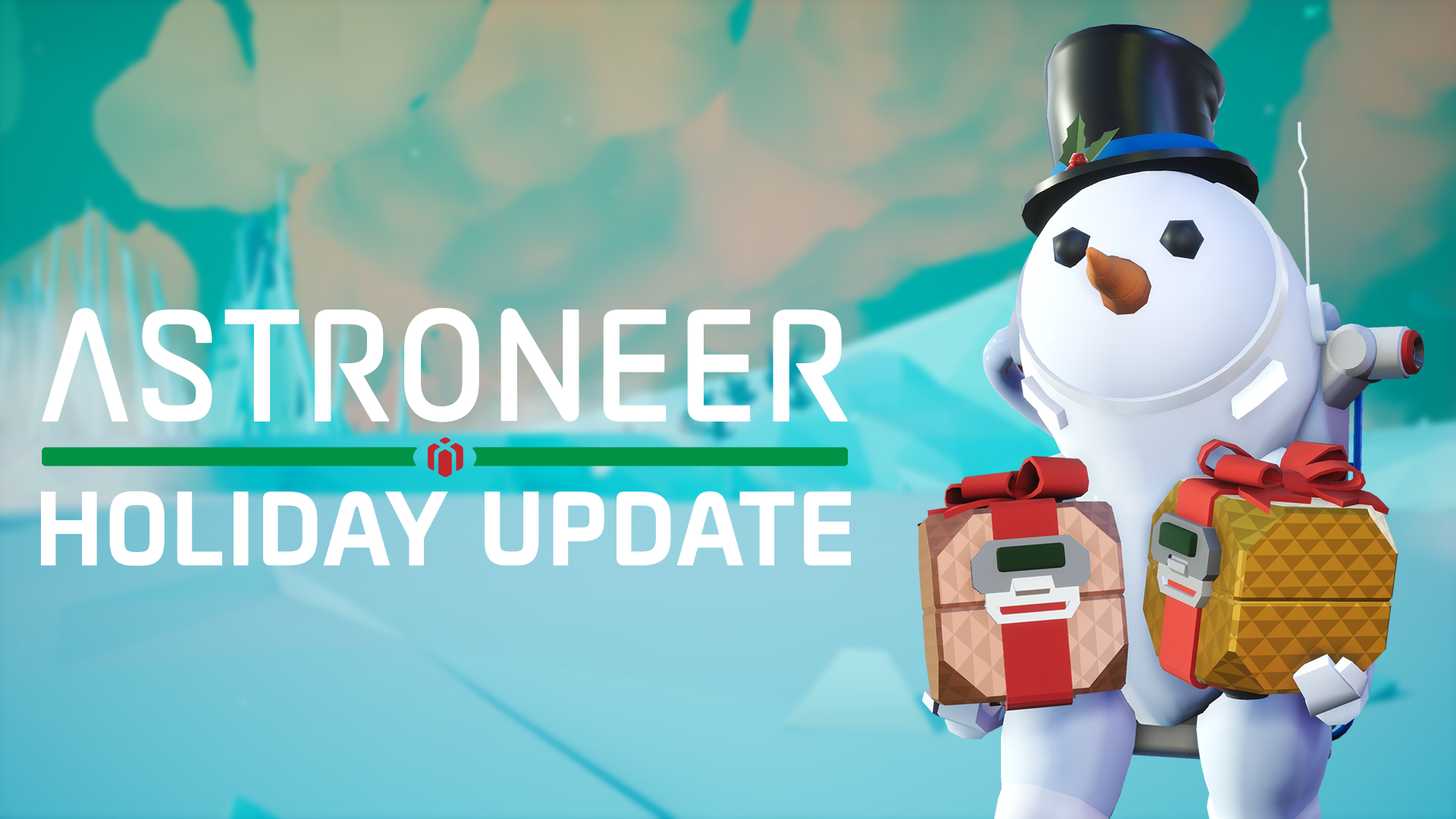 The Holiday Update is Live!