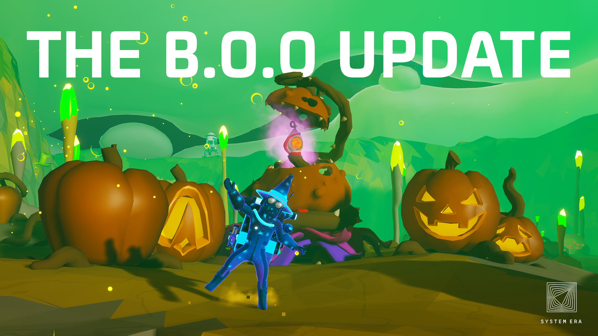 The Biofuel Obtainment Operation (B.O.O) Update is live!