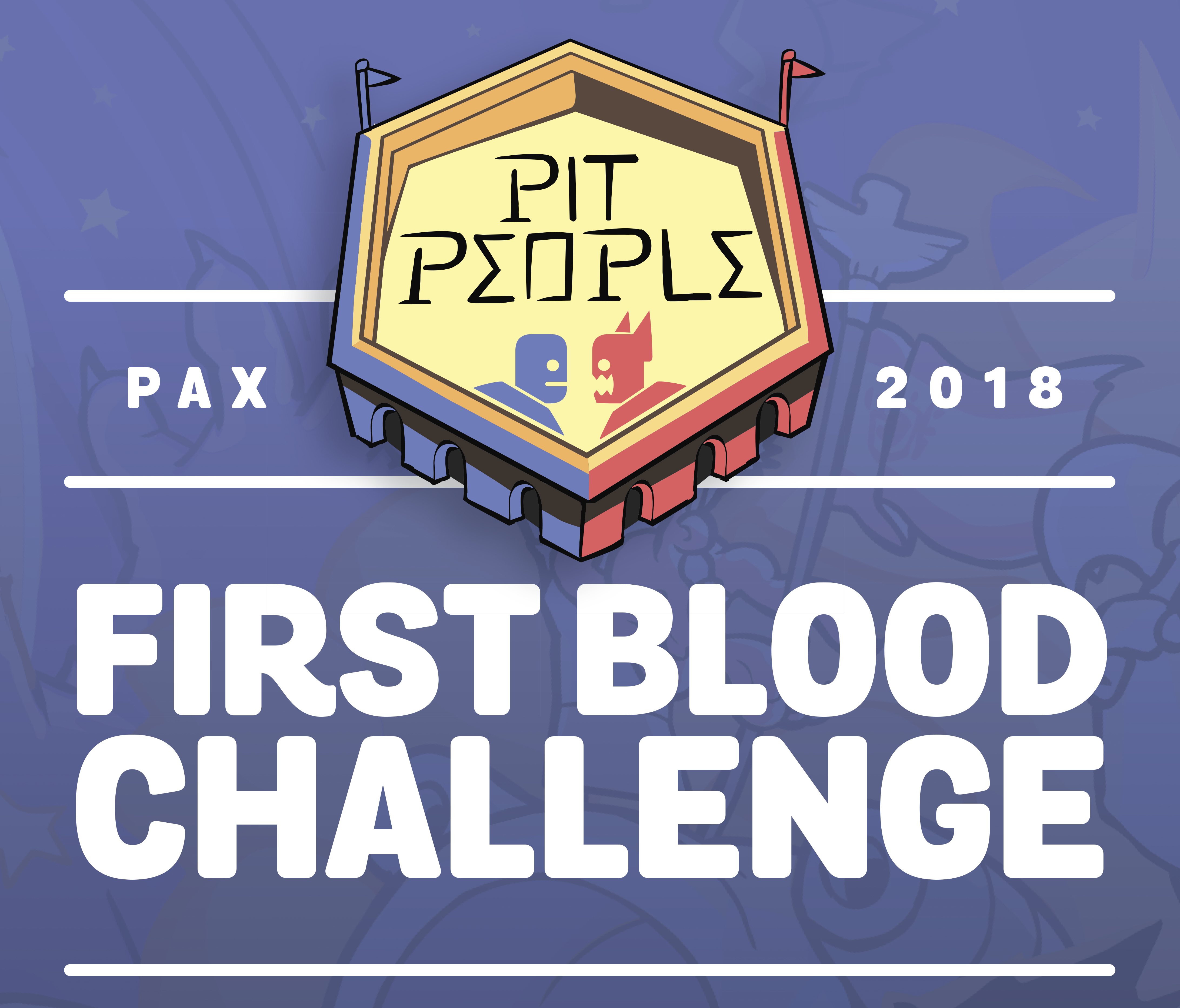 Mar 20, 2018 PAX East 2018 – Booth 14005 Pit People