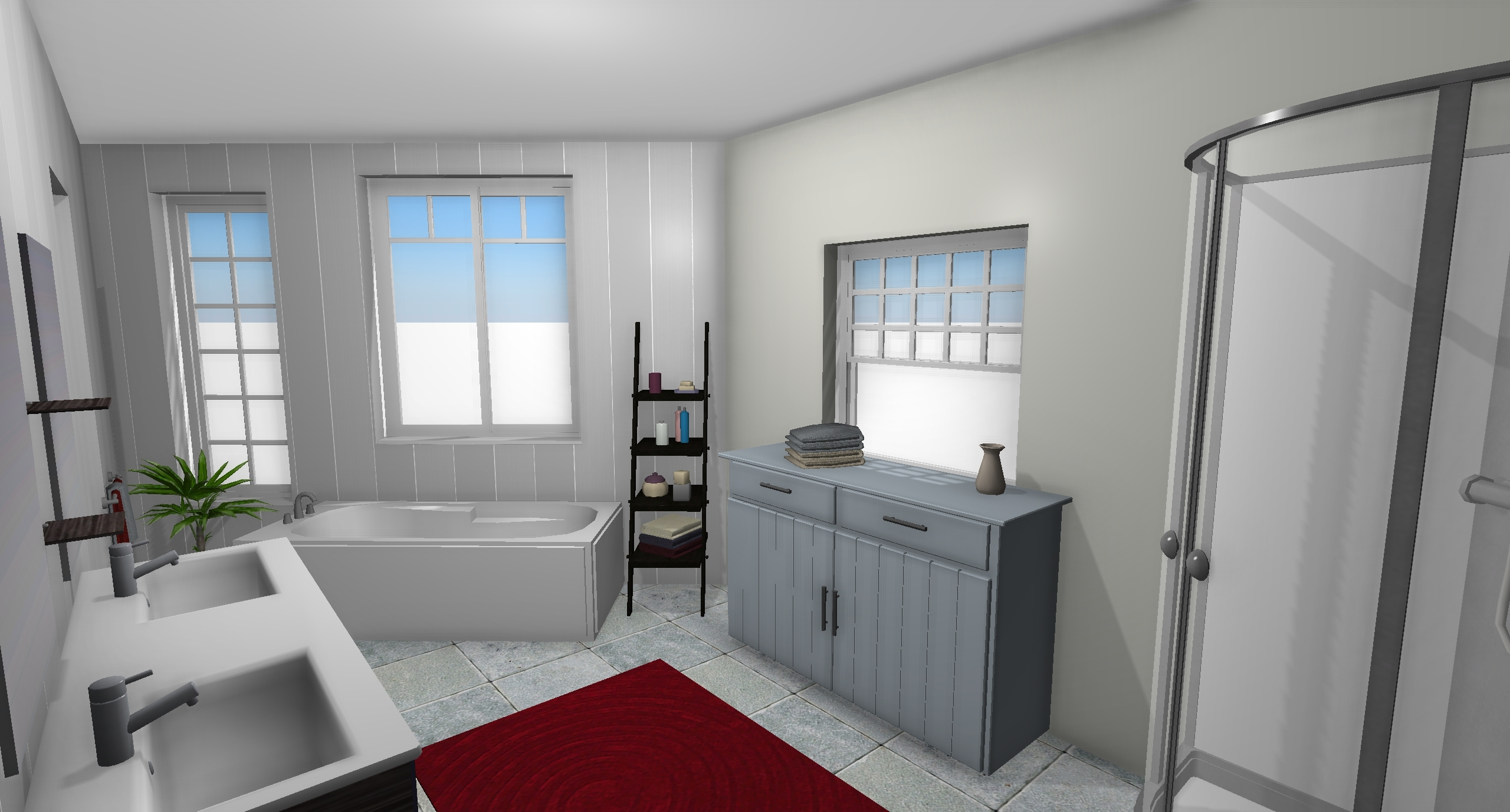 When you do so a online gallery will be created on home design 3d website