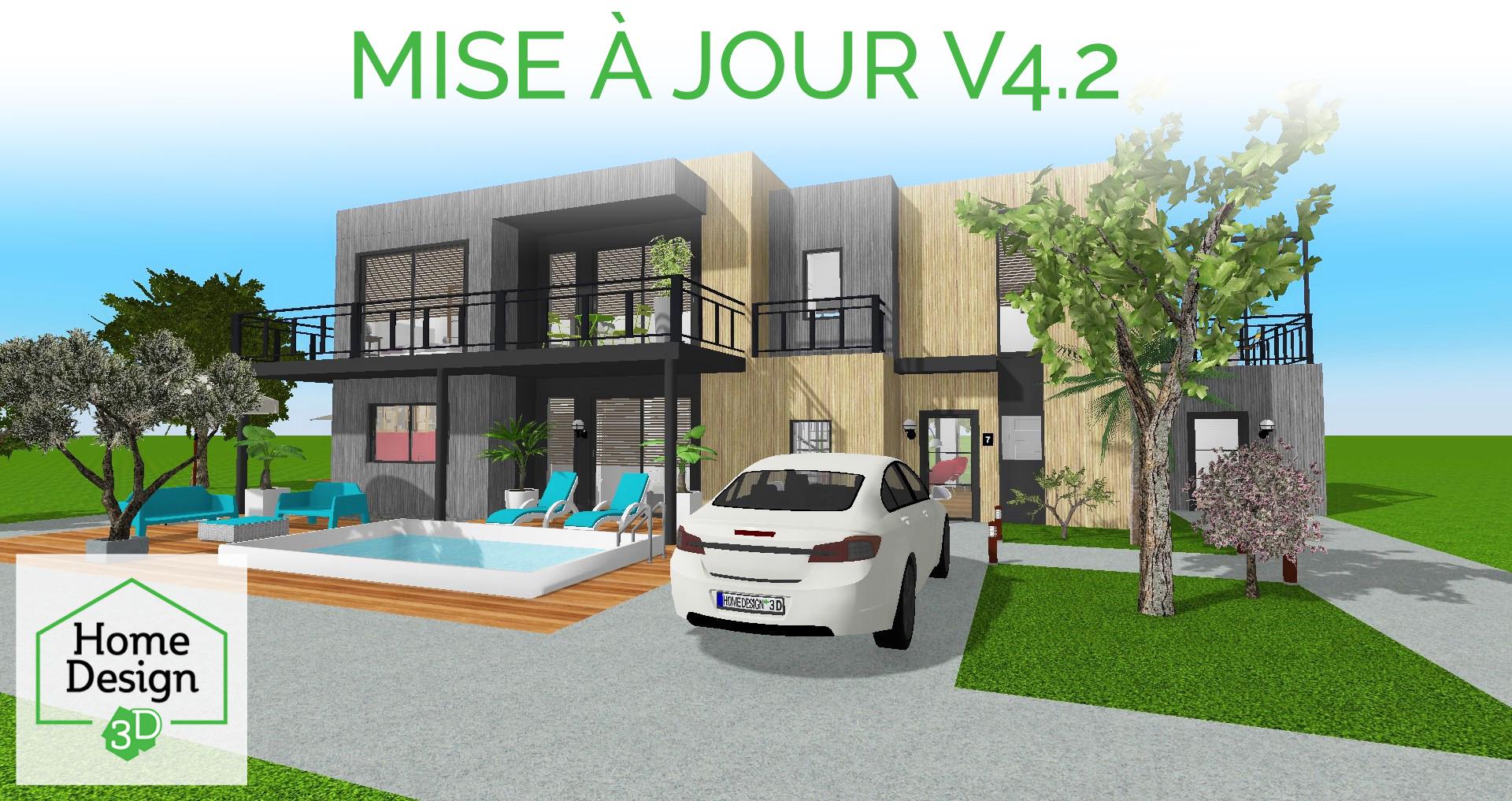 Mise A Jour Home Design 3D
