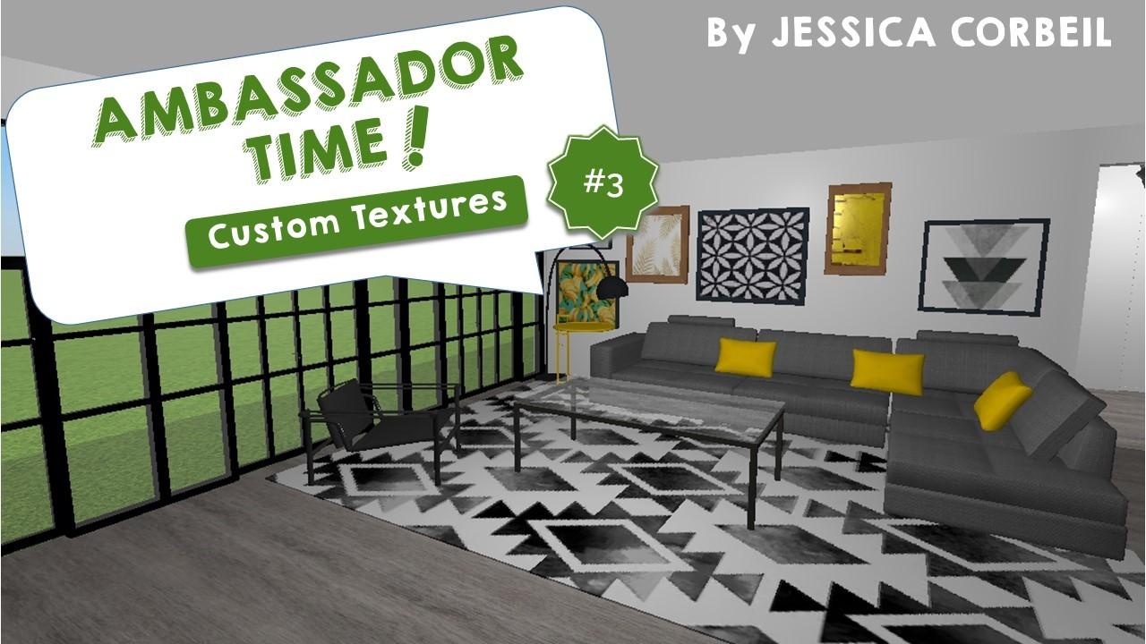 Home Design 3D Textures
