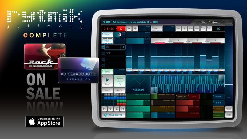 Rytmik Ultimate :: iPad versions on Sale!