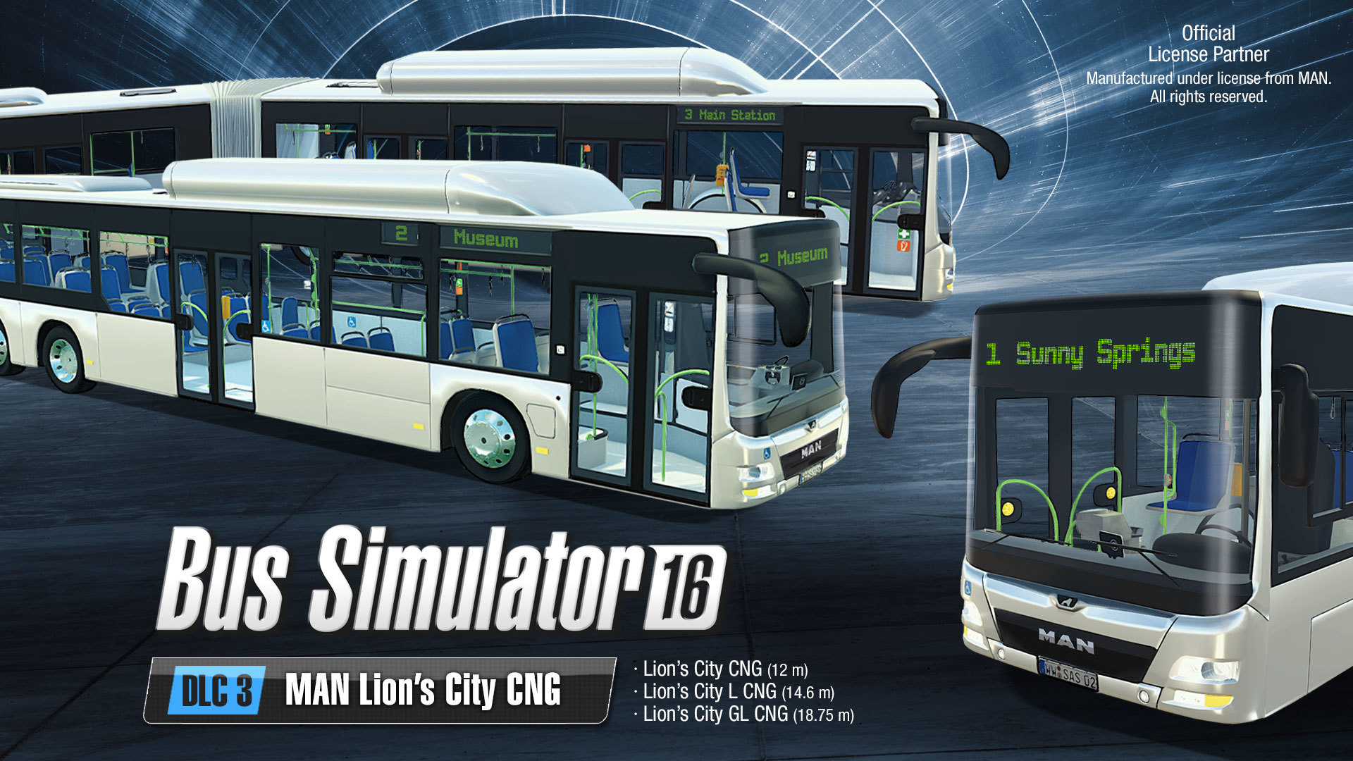 Steam community bus simulator 16 good news today we are happy to present you a first impression of our upcoming man lions city cng dlc for bus simulator 16 according to plan the dlc will falaconquin