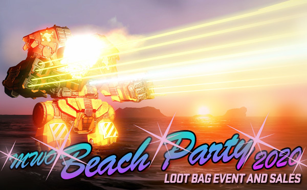 MWO BEACH PARTY 2020