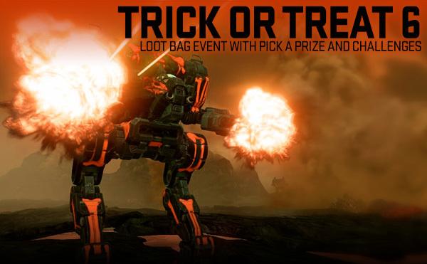 Halloween Event, Sales and Rewards