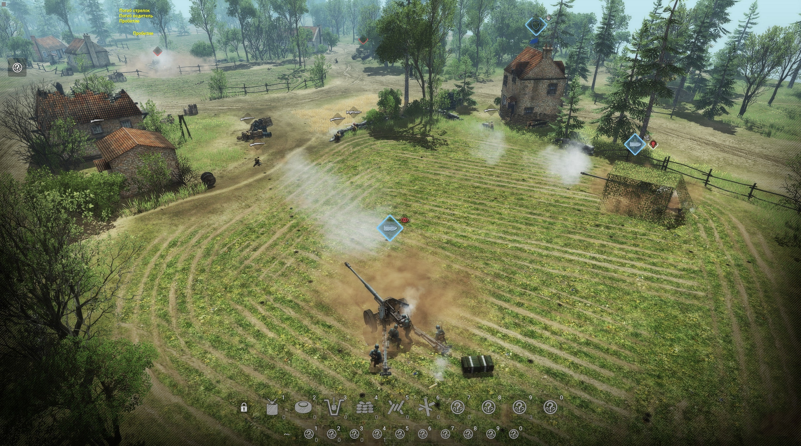Jan 29 DevDiaries #76: Extinguishing and igniting Soldiers
