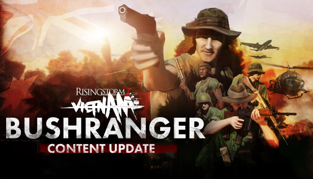 Rising Storm 2: Vietnam :: Patch Notes: Update 1 05 - The Bushranger