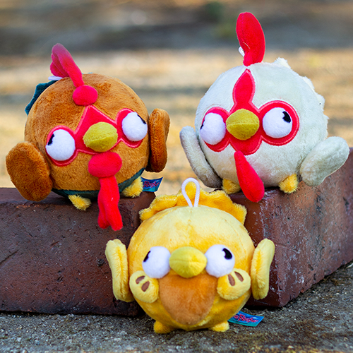 New Plushies Available!