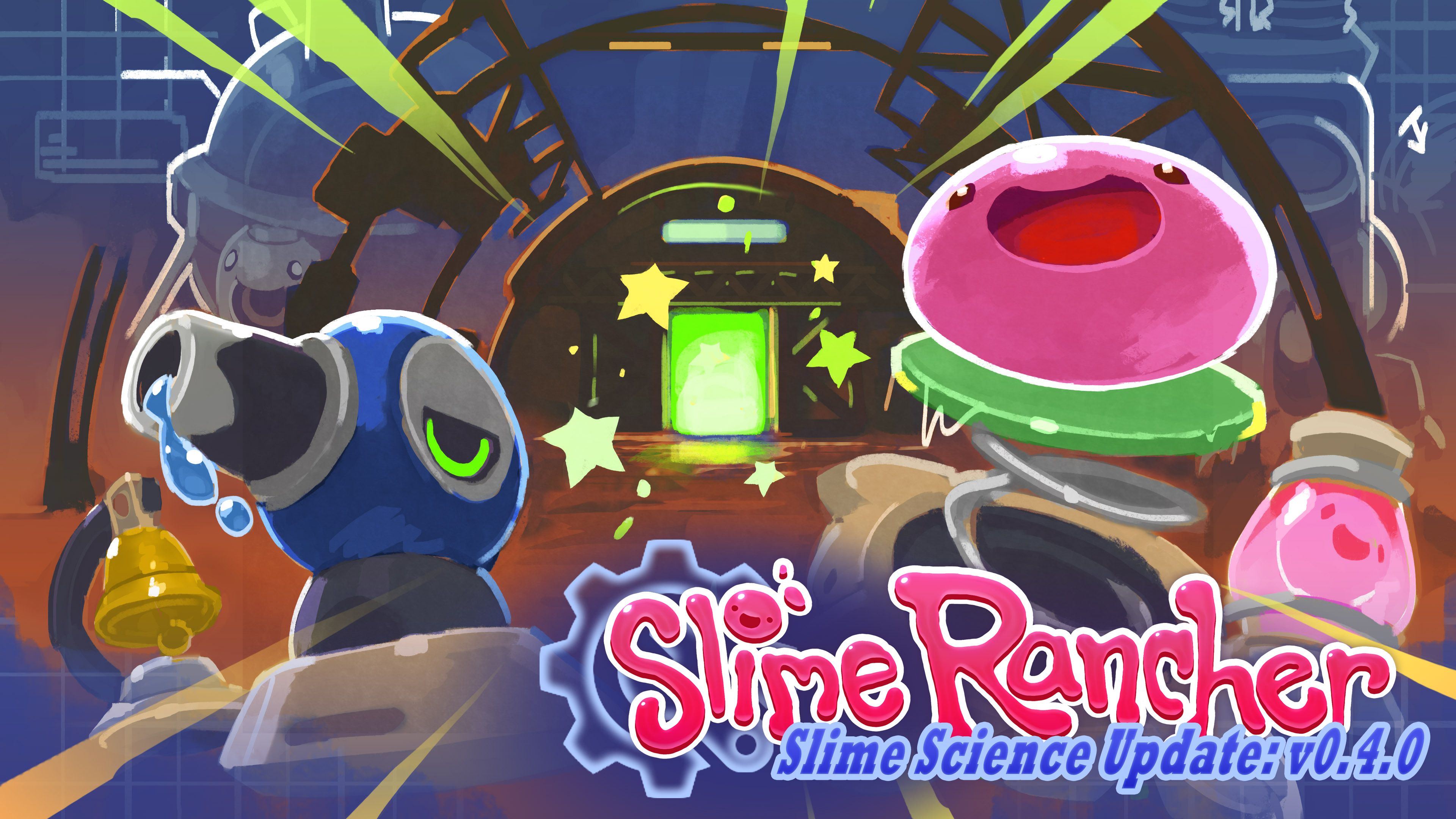Slime Rancher :: Slime Science Update Available Now!
