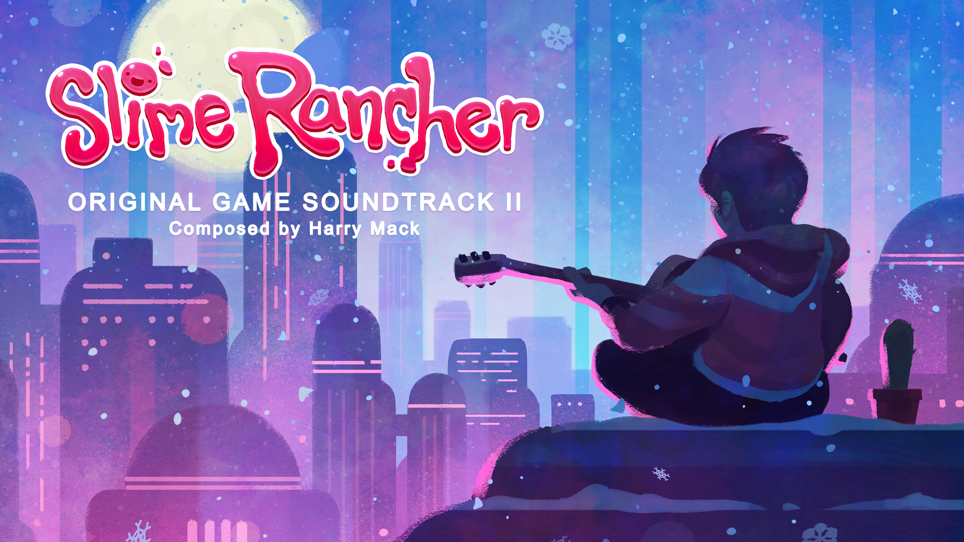 The Original Soundtrack II is Now Available!