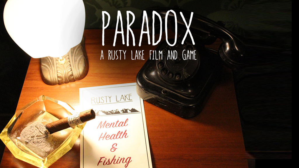Support Paradox - a Rusty Lake short film and Cube Escape game on Kickstarter!