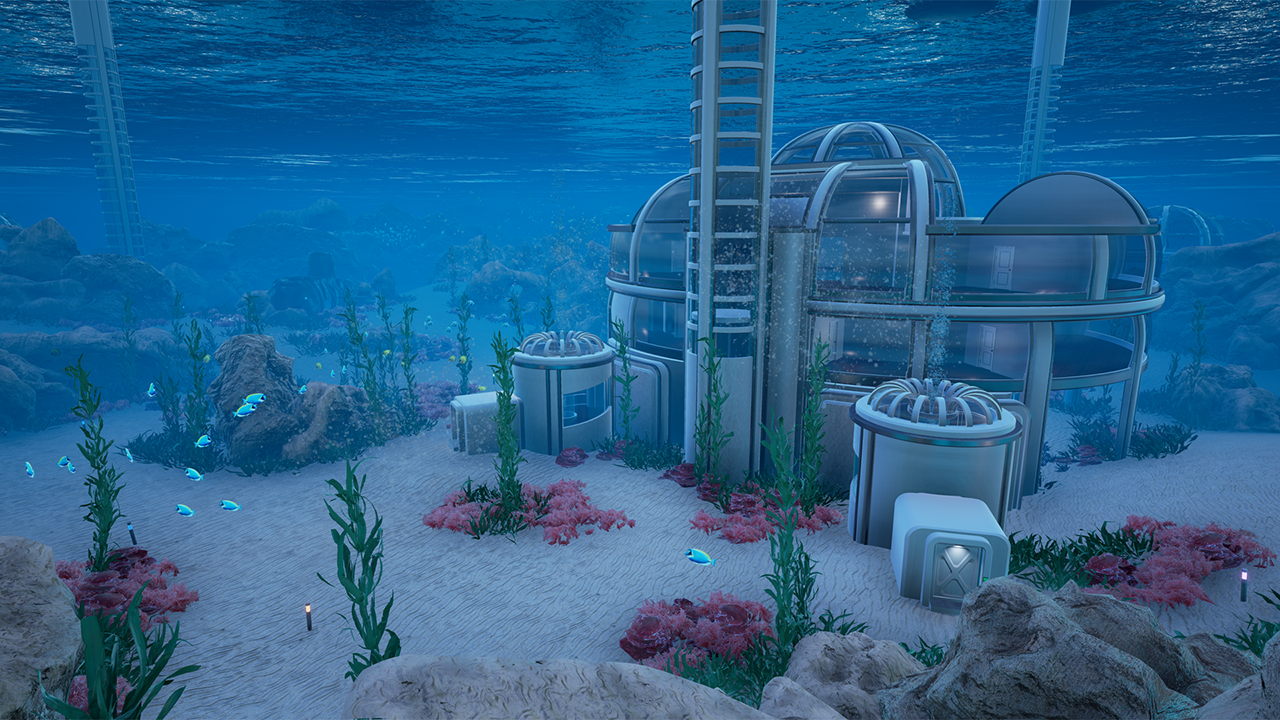 Steam Tower Unite Extreme Depths And Heights Update