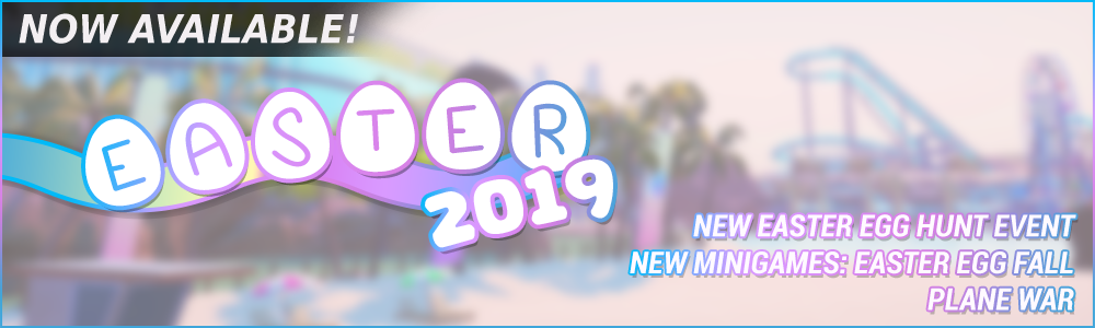 Tower Unite :: Easter Event 2019 (0 7 2 0)