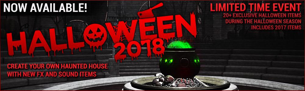 Halloween Games 2018.Tower Unite Halloween 2018 0 6 2 0