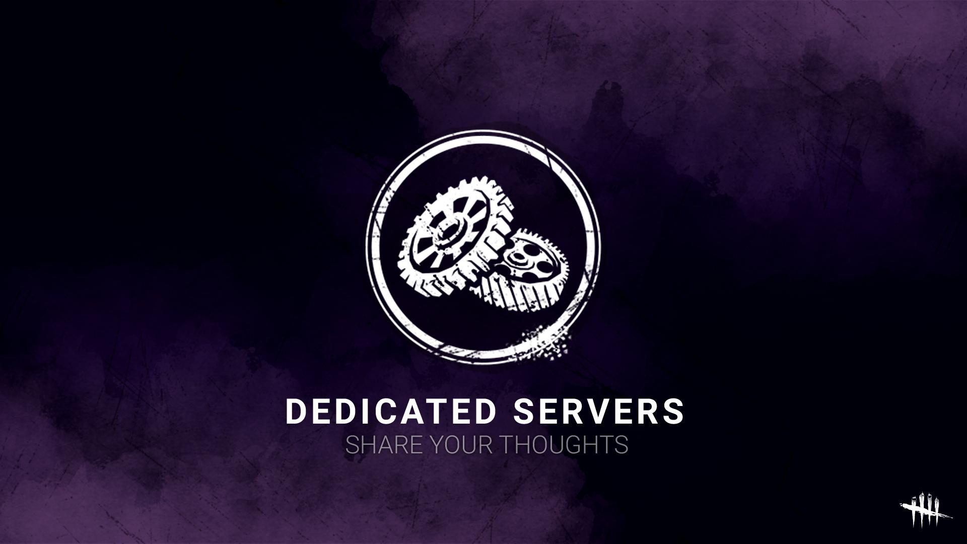 Dedicated server dbd r e
