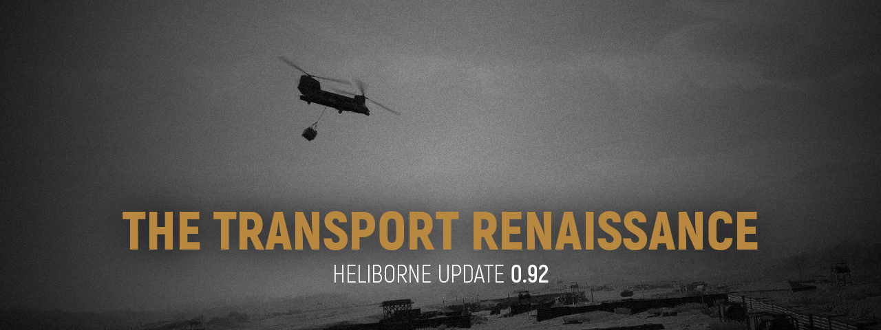 Mar 29, 2018 Heliborne 0 92 — The Transport Renaissance