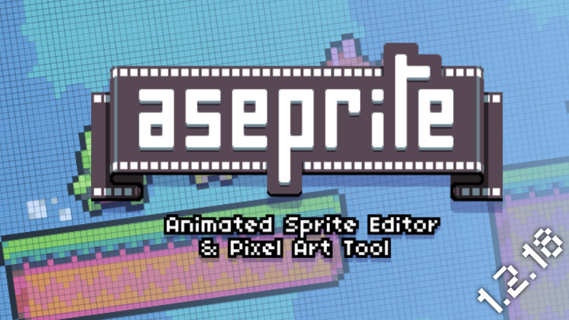 Aseprite Aseprite V1 2 18 Steam News