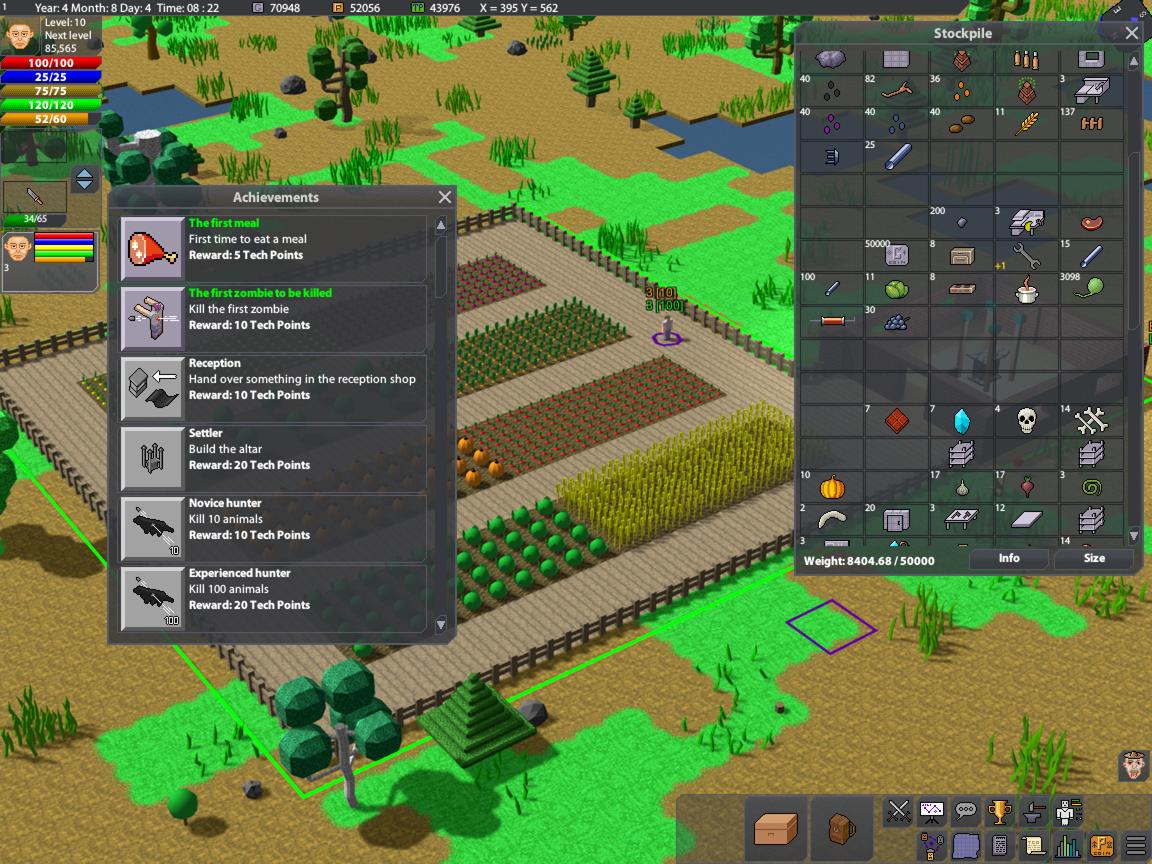 Tactical Craft Online Update 0 5 3 3 Achievements