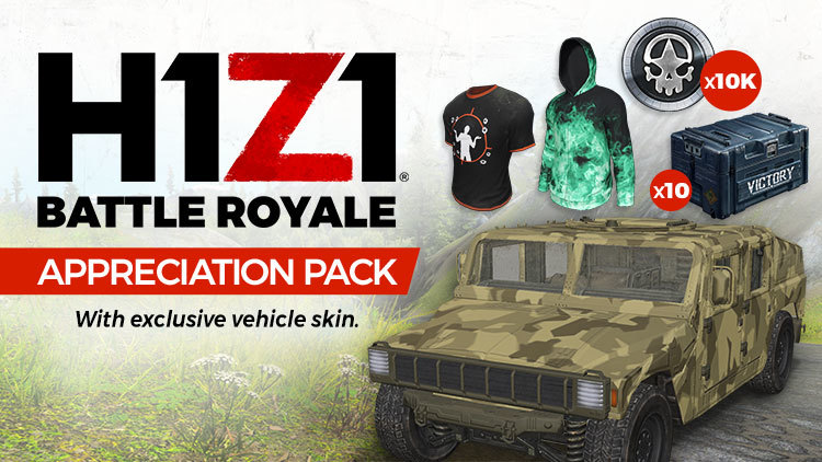 Mar 8, 2018 H1Z1 Is Now Free To Play Z1 Battle Royale