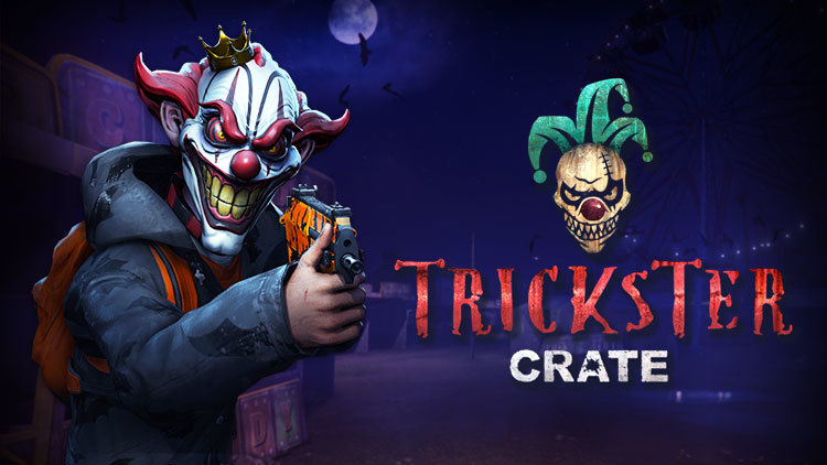 New Crate will begin dropping in-game