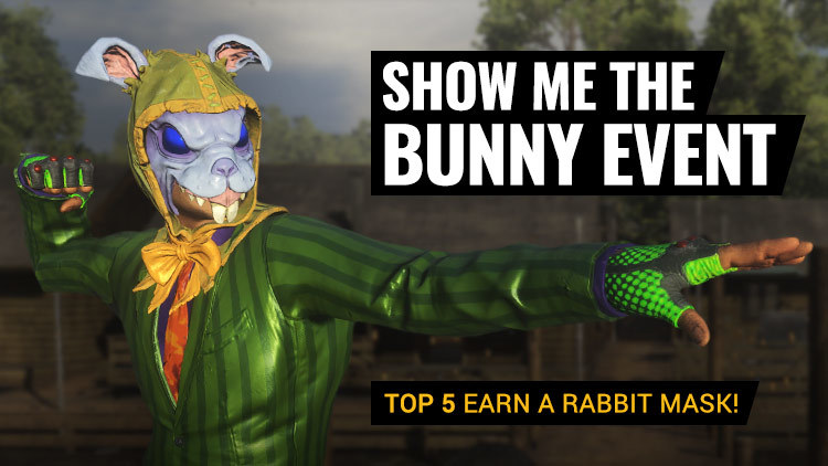 NEW EVENT: Show Me The Bunny - Z1 Battle Royale