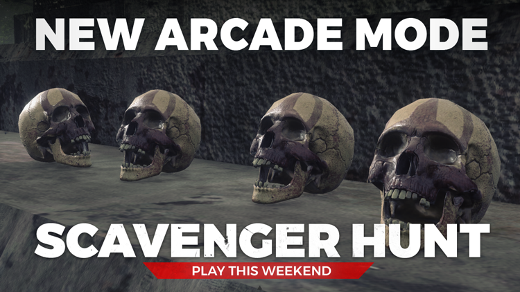 Z1 Battle Royale :: PC Arcade Mode: Scavenger Hunt