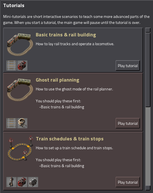 Oct 20, 2017 Friday Facts #213 - The little things 2 Factorio