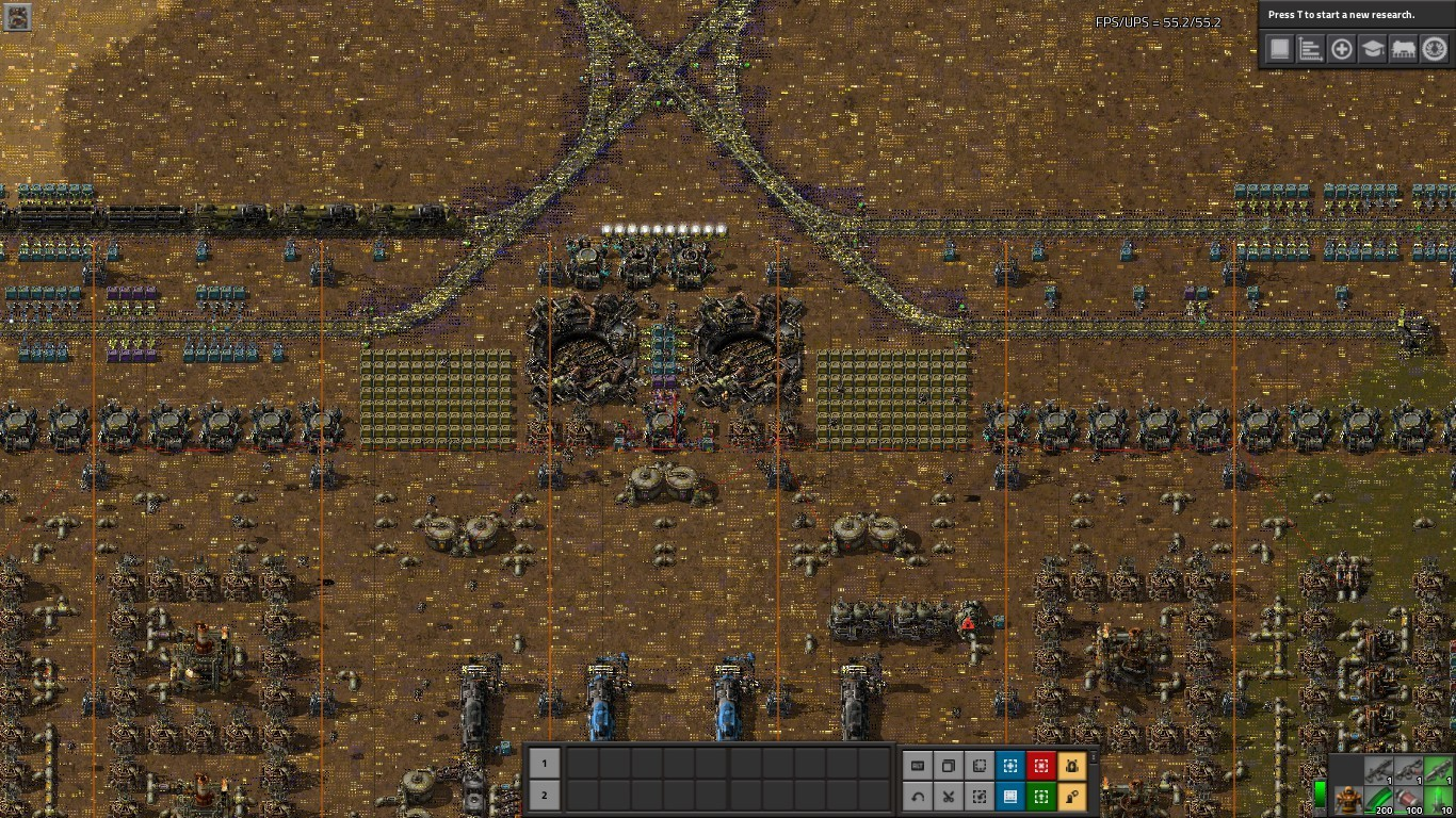 Mar 18 Version 0 17 15 released Factorio - posila87 Changes Fixed