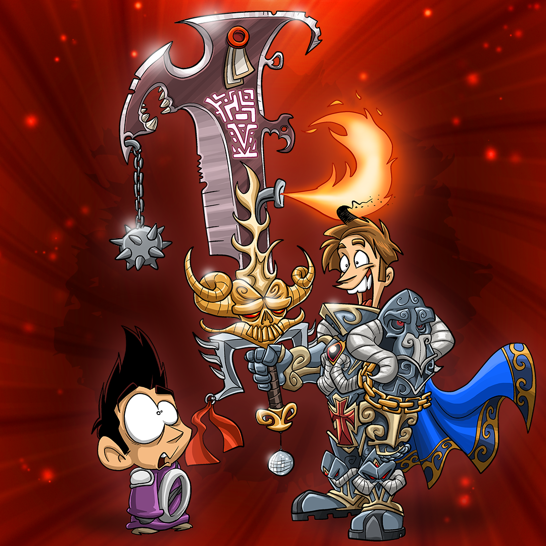 Epic Event and Friday the 13th Pet