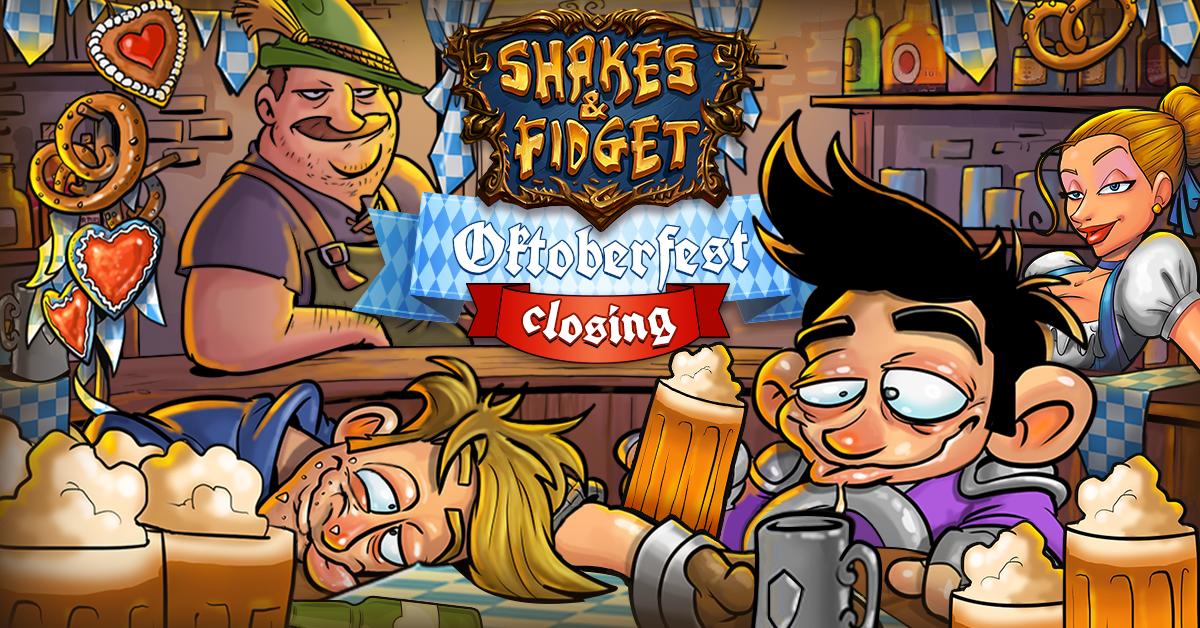 Oktoberfest Closing