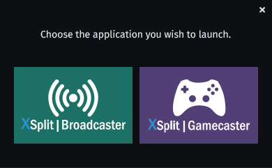 XSplit :: Maintenance Update for Version 2 8 - Launcher Added