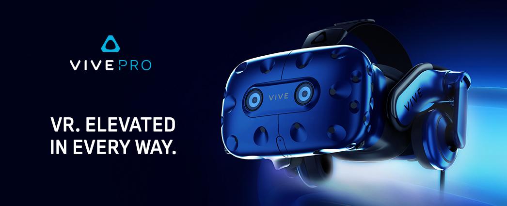 HTC Vive :: VIVE Pro HMD