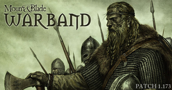 mount and blade warband патч 1.66