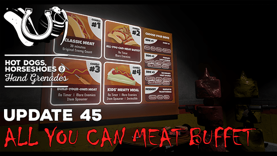 Hot Dogs, Horseshoes & Hand Grenades :: Early Access Update