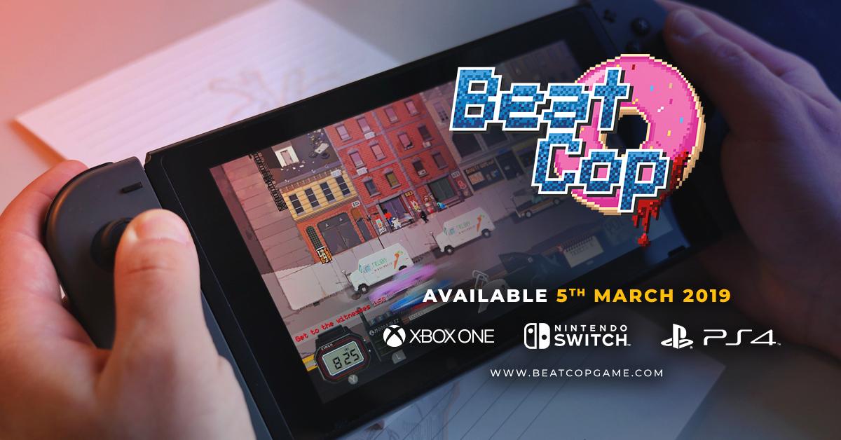 Citaten Weergeven Xbox One : Beat cop on steam