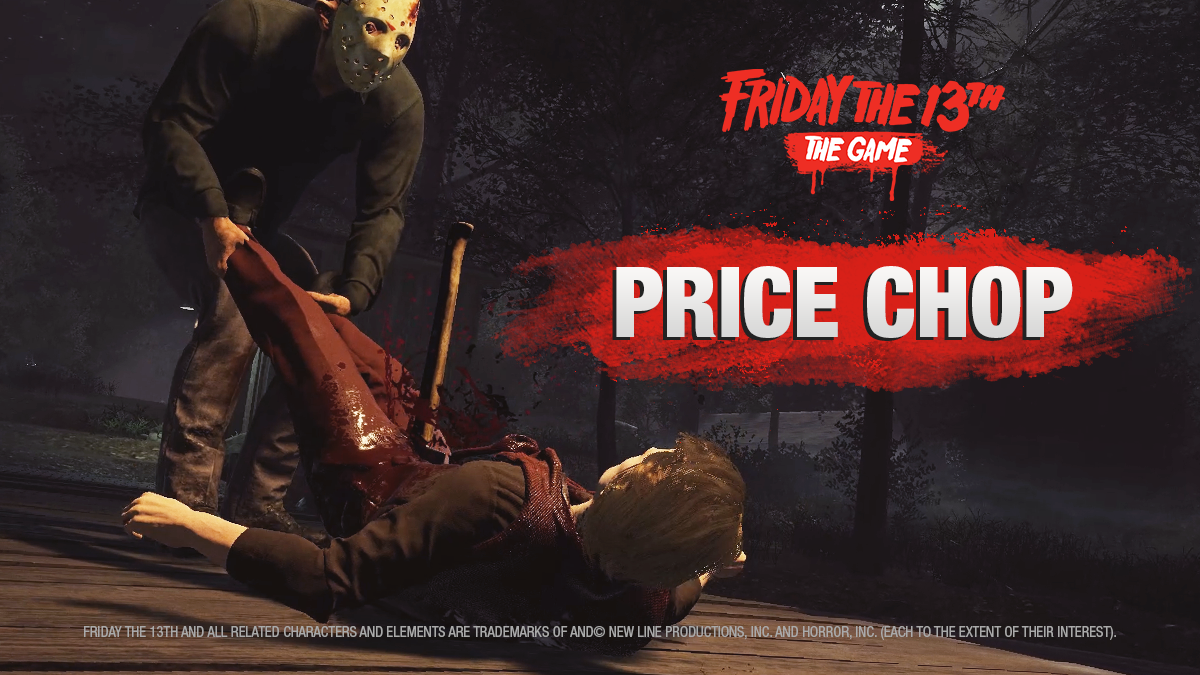 PRICE CHOP: Friday the 13th: The Game Price Reduced