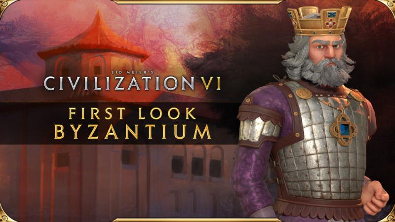 Civilization VI - First Look: Basil II Leads Byzantium