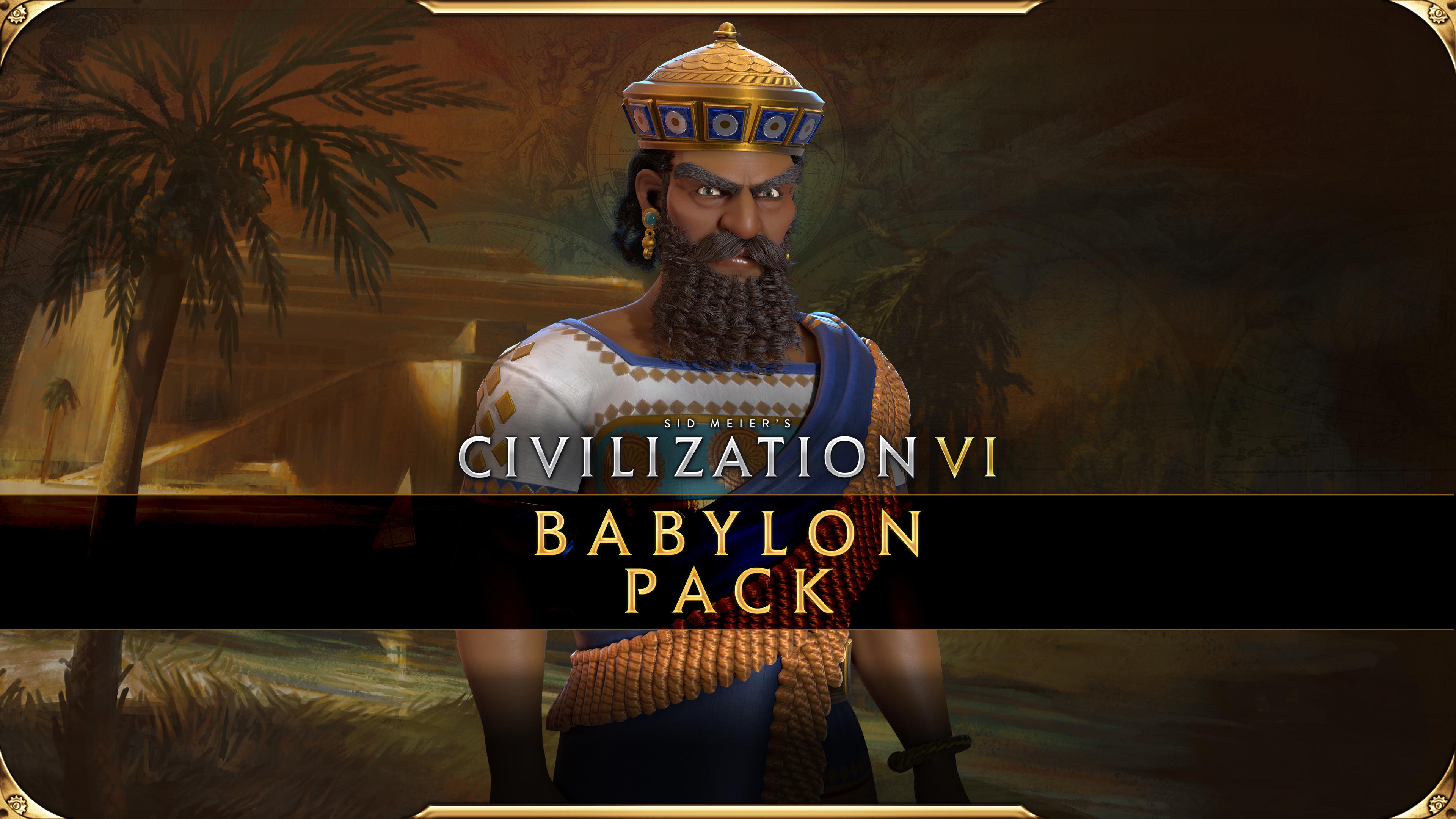 Civilization VI - Babylon Pack Available Now