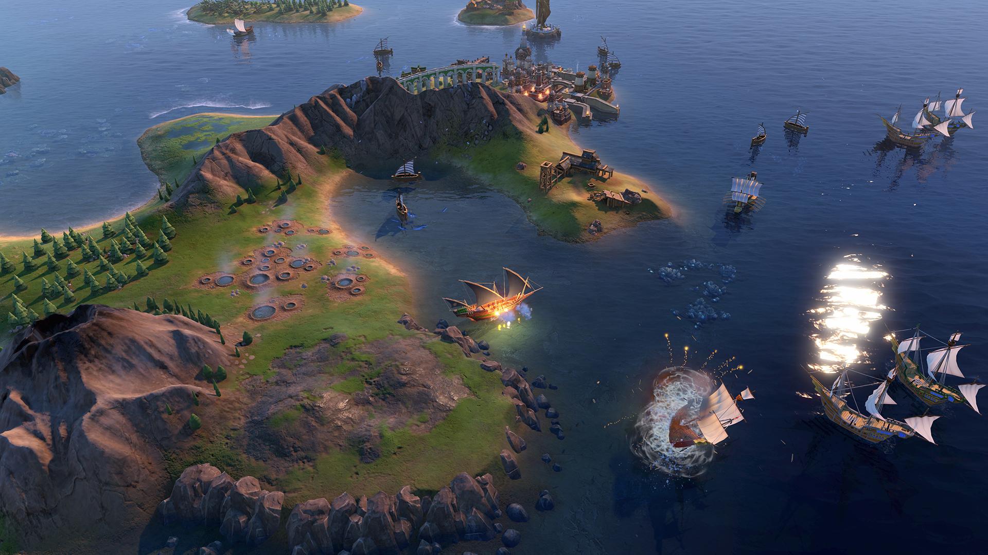 Sid Meier's Civilization VI :: Civilization VI: Gathering Storm