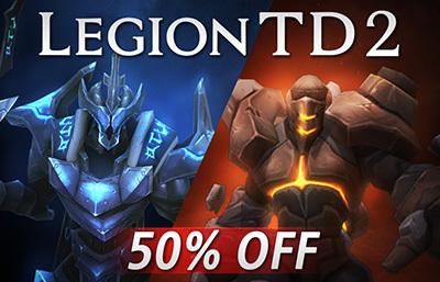 Legion TD 2 Sale