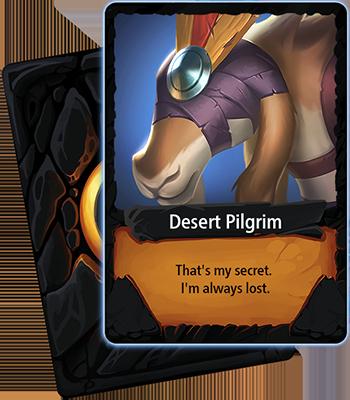 Desert Pilgrim
