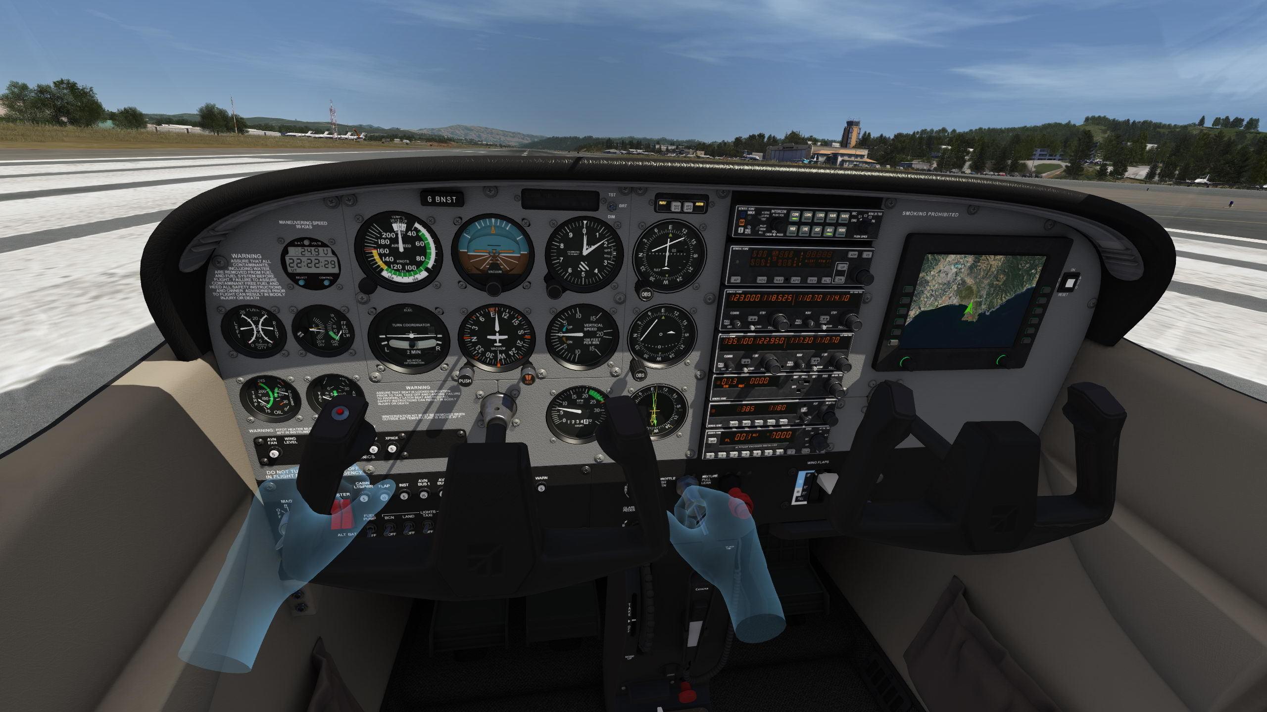 Aerofly FS 2 - (First Look) New Simulator! - YouTube