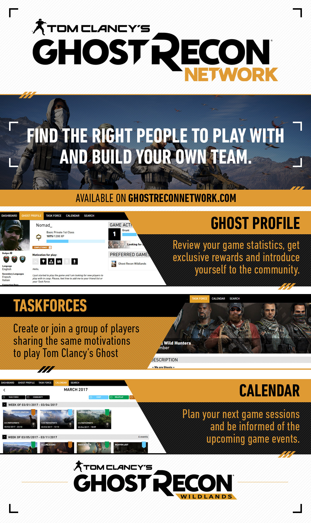Feb 16, 2017 Ghost Recon Wildlands Open Beta will take place from